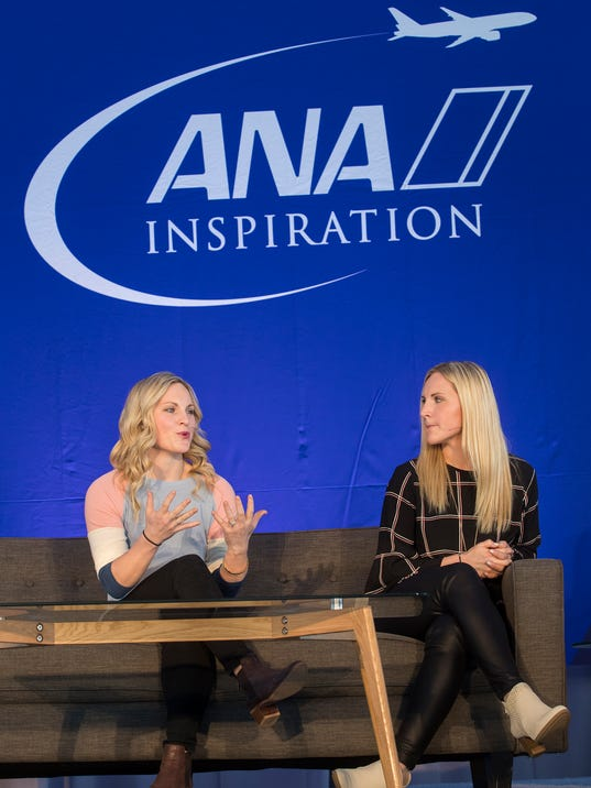 Ashley Judd, Olympic Athletes Talk Pay Equity And Female Empowerment At ANA Inspiration