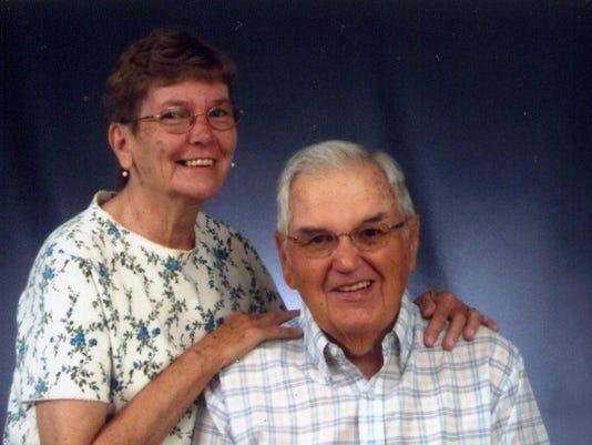 Cecil M. and Carol K. Robinson