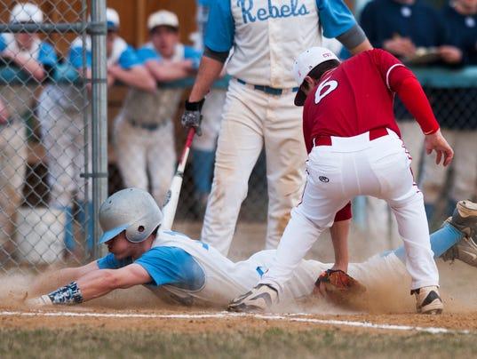 CVU vs. South Burlington Baseball 04/16/15