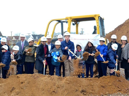 Passaic elementary school groundbreaking