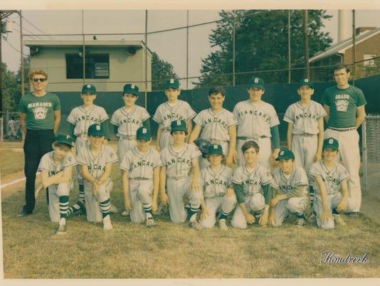 1971 Biancardi Little League