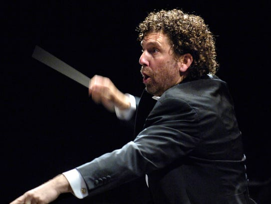 Asher Fisch will return to conduct the Milwaukee Symphony