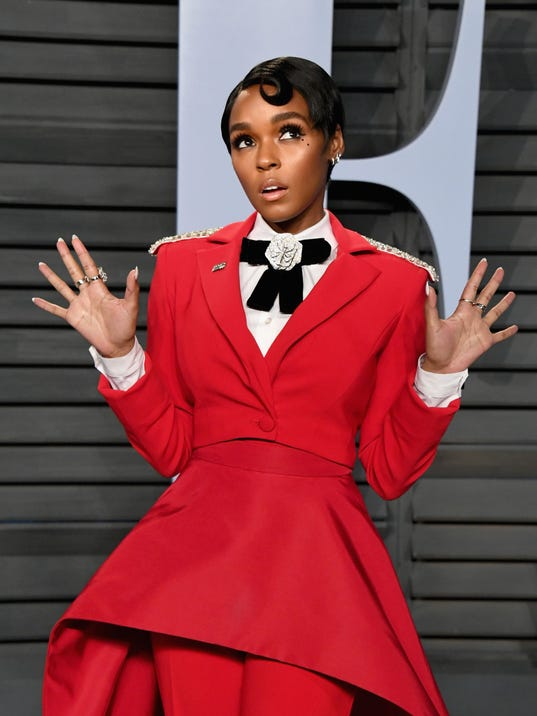 Pansexual is not the same as bisexual. Janelle Monáe is bringing visibility to us all.(It DOES fall under the #bisexual umbrella)