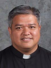 The Rev. Jeffrey San Nicolas