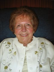 Doris Ford, of Norwich, died March 22.