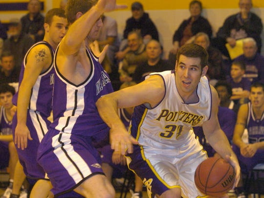 Jon Krull played under Jack Bennett and Bob Semling at UW-Stevens Point.