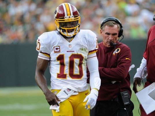 Former Washington Redskins coach Mike Shanahan