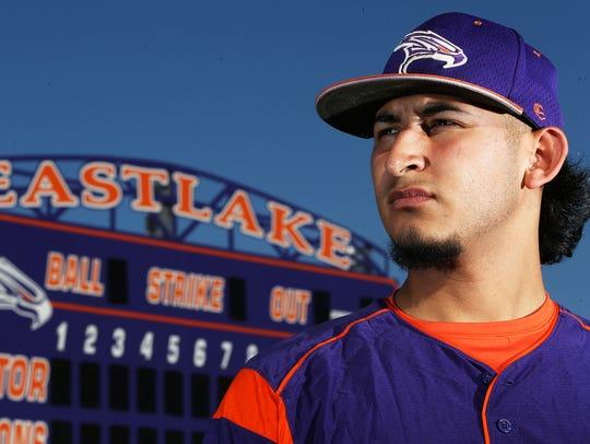 Eastlake pitcher Ivan Ulloa