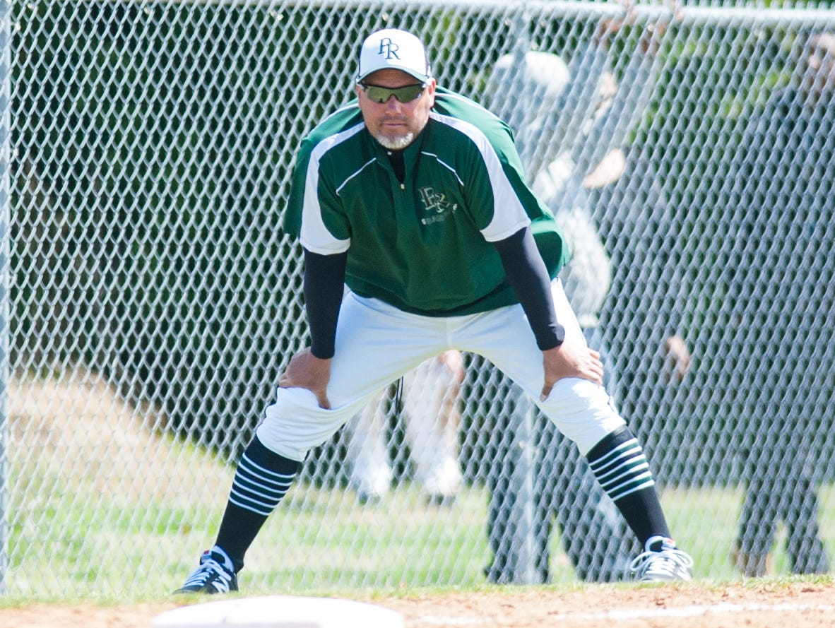 Brian Hollamon and the Parkside baseball team earned the No. 1 seed in their 2A East sectional. The Rams will play either Wi-Hi or North Caroline in sceond-round action.