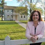 Jennifer Flanagan was recently named the new president/CEO of the Hendersonville landmark, Rock Castle.