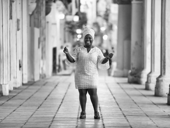 Dayme Arocena's performance begins at 7:30 p.m. Friday,