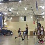 The Okkodo Bulldogs beat the St. Paul Christian Warriors 43-31 in IIAAG Girls' Basketball League action tonight.