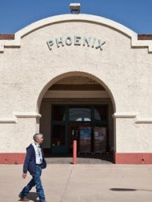 Amtrak stopped using Phoenix Union Station in 1996. What are the odds that service returns there again?