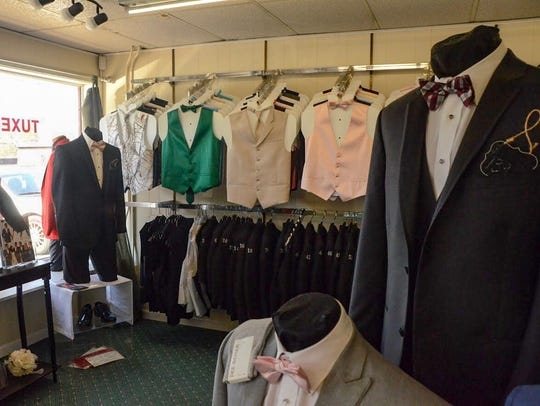 Images Formal Wear is closing in July after 30 years