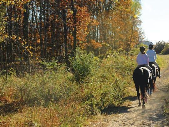 Saddle Ridge Riding Center, Franklin Lakes.