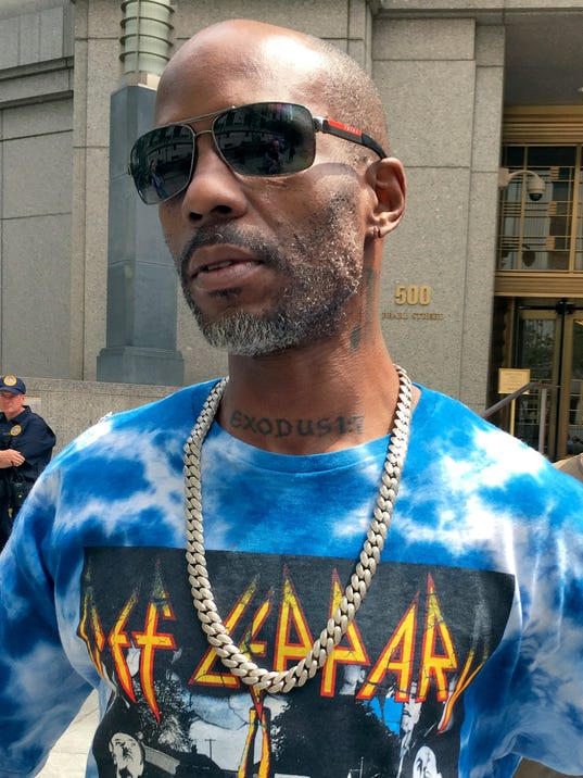 AP DMX TAX EVASION A ENT FILE USA NY
