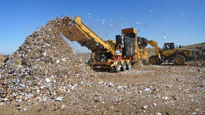 Wichita Falls City Council will be considering a contract with Biggs and Mathews to complete the annual environmental evaluation of the city landfill.