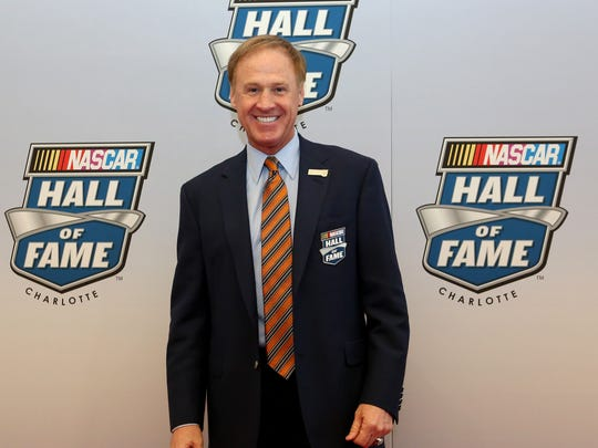 """NASCAR  Hall of Famer Rusty Wallace will conduct the National Anthem at the Phoenix Symphony """"Speed of Sound"""" concert."""
