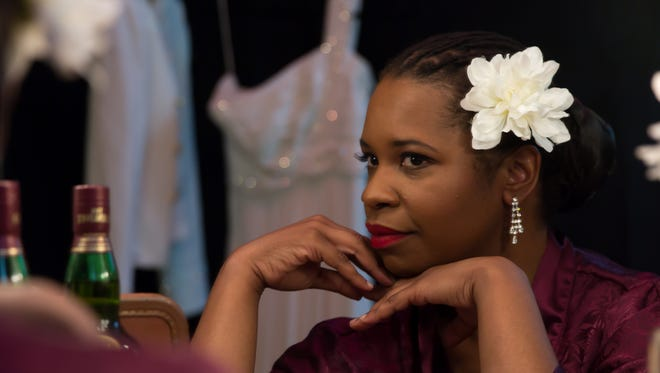 """Yolanda London stars as Billie Holiday in Phoenix Theatre's """"Lady Day at Emerson's Bar & Grill."""""""
