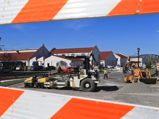 Jeffersonville has asked a judge to stop Clarksville from continuing its Court Avenue improvement project in Jeffersonville.