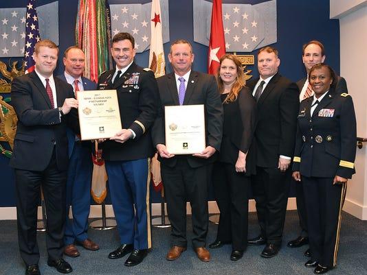 Army Community Partnership Program