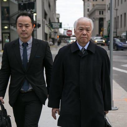 Takata CFO Yoichiro Nomura (2)
