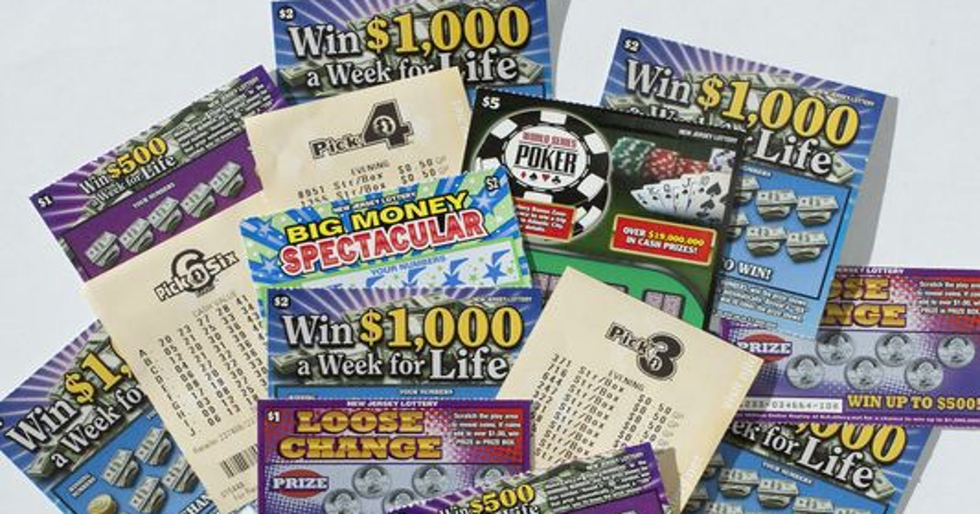 NJ Lottery must redraw a $50,000 prize for Million Dollar Replay