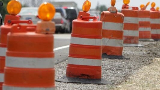 Hagadorn Road in East Lansing-Meridian Township  will be closed most of next week between Mt. Hope Road and Hannah Boulevard/Service Drive.