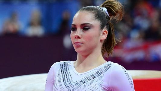 McKayla Maroney said she was sexually abused by former USA Gymnastics team doctor Larry Nassar starting when she was 13.