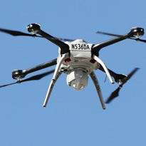 3 arrested after drone drops drugs, cell phone at Michigan prison