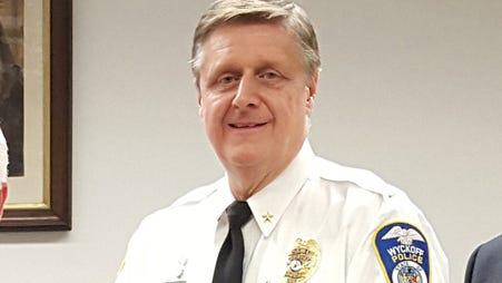 Former Wyckoff Police Chief Benjamin Fox
