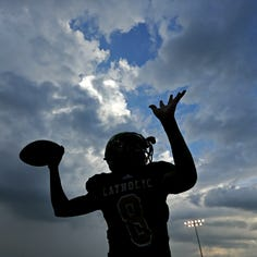 Who are the best high school football players in the Springfield area?