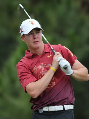 USC's Sean Crocker, who hails from Westlake Village, is on the short list of candidates to be part of the United States team that will compete in the Palmer Cup later this year.