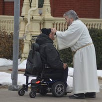 BUZZ ABOUT YOU: 'Ashes to go' brings Ash Wednesday to the streets