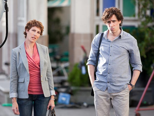 Sean and Beverly Lincoln (Stephen Mangan and Tamsin