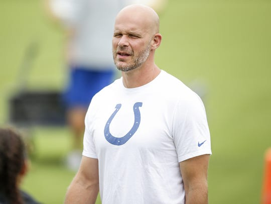 Indianapolis Colts head strength and conditioning coach