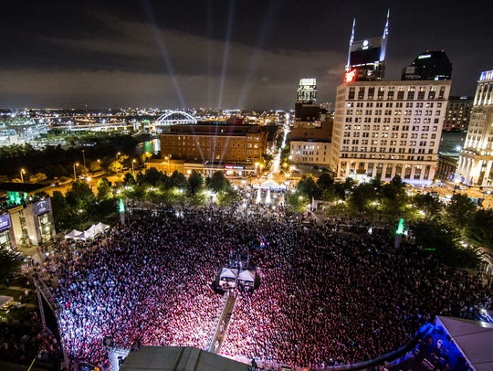 Live On the Green will return to Public Square Park on Aug. 9.