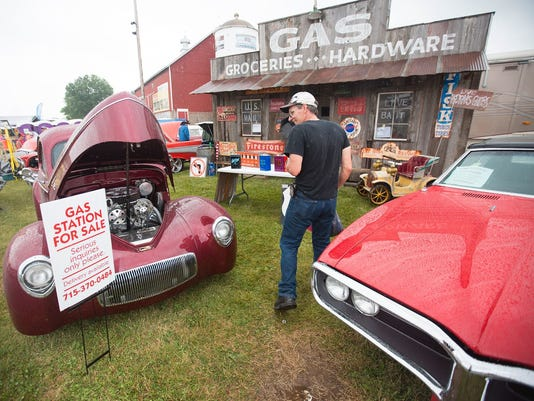 Iola Car Show Makes Pitch To Hold FTD Possibly More - Iola car show
