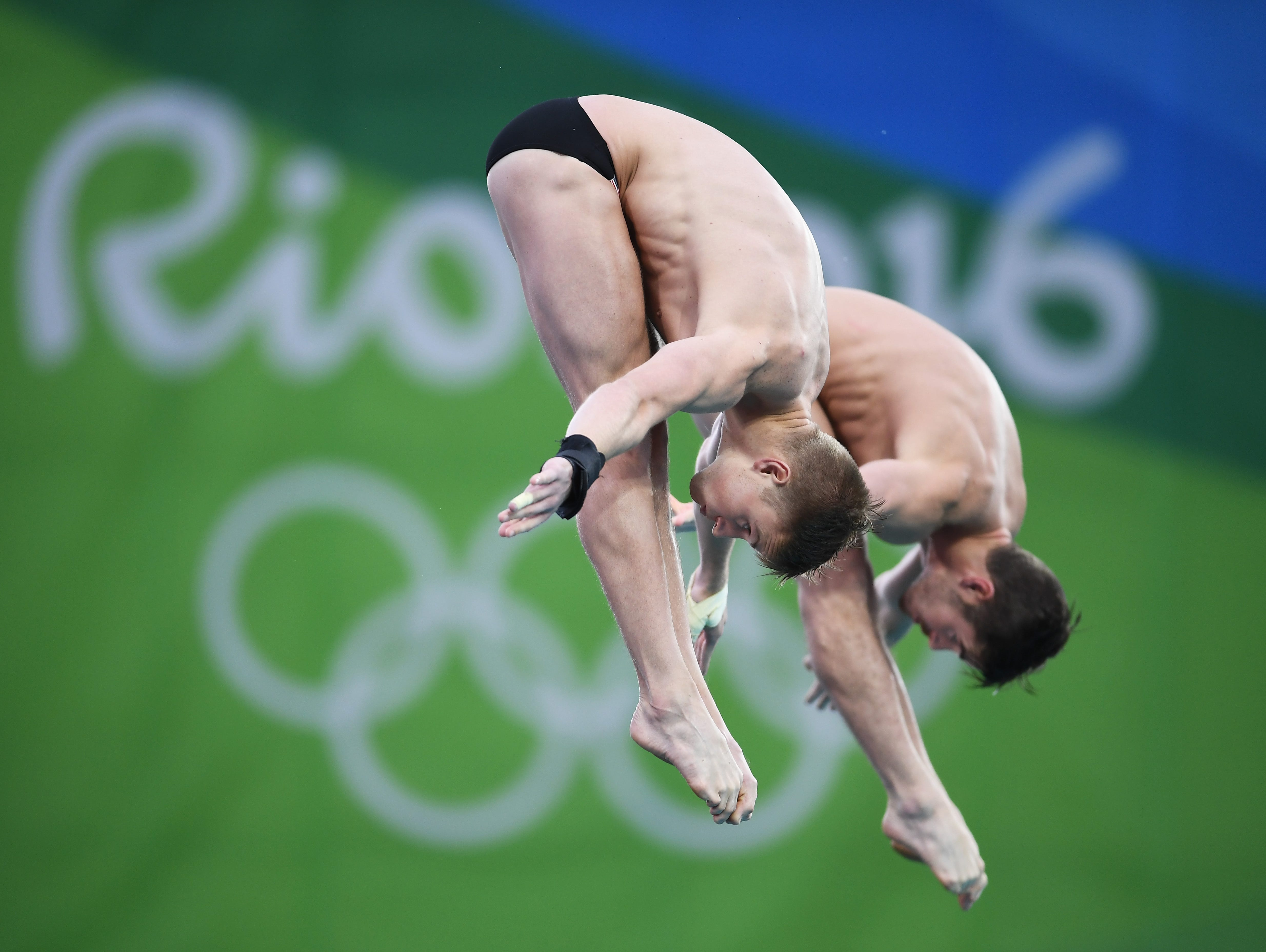 from Pedro synchronized diving are they gay