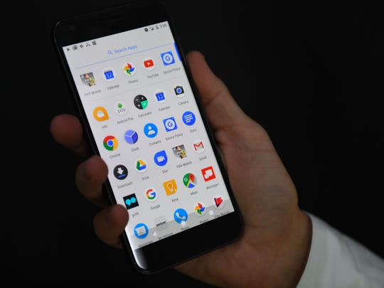 Google Pixel XL, the larger version of Google's new