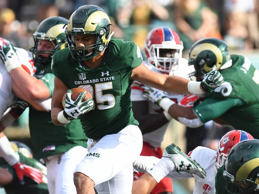 NCAA Football: Fresno State at Colorado State