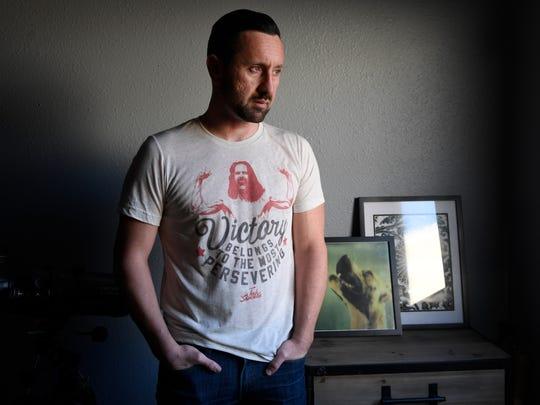 Gerard Roxburgh edited Josh Samman's memoir, which was released in April.