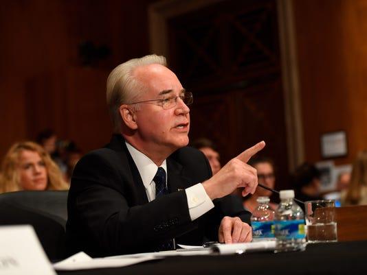 USP NEWS: CONFIRMATION HEARING A ELN USA DC
