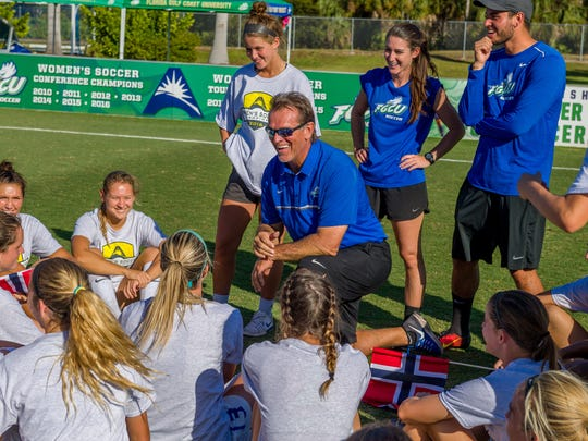 FGCU women's soccer coach Jim Blankenship has added two more immediately eligible Eagles to his roster.