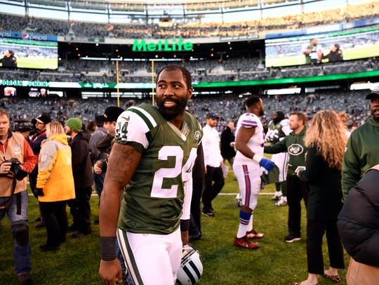 Darrelle Revis might be switched to safety, but would