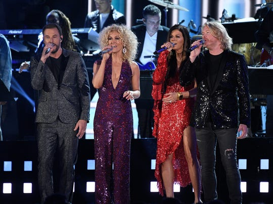 Little Big Town's Bee Gees tribute