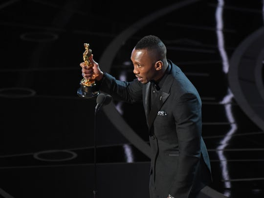 An Oscar, and a new baby for Mahershala Ali.