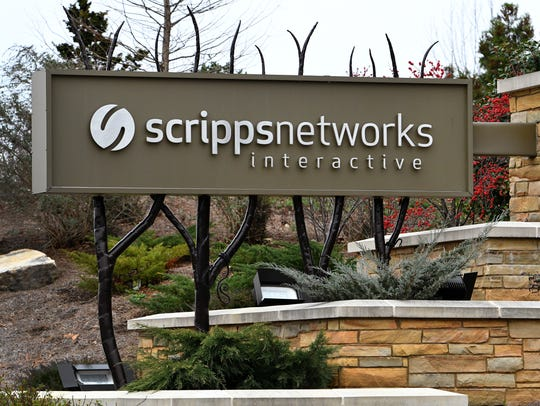 Scripps Networks Interactive corporate headquarters in Knoxville.