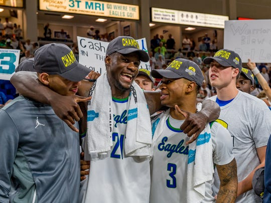 FGCU graduating senior forward Demetris Morant broke out of his shell during his stint with the Eagles.