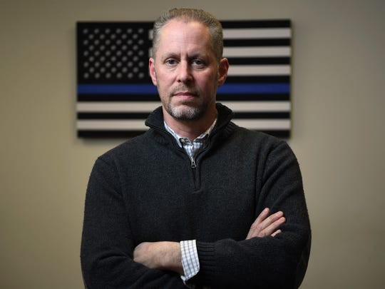 Matthew Guller is a managing partner at the Institute for Forensic Psychology in Oakland, one of the largest screening centers for police in the country.
